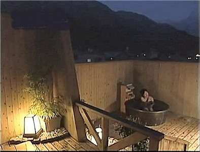 宿泊利用・貸切露天風呂